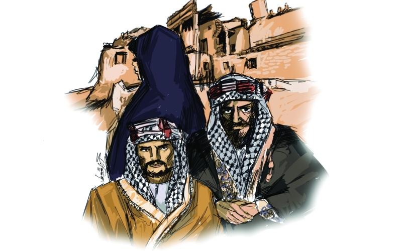 الصورة: الصورة: نورة بنت عبد الرحمن..  السيدة السعودية الأولى