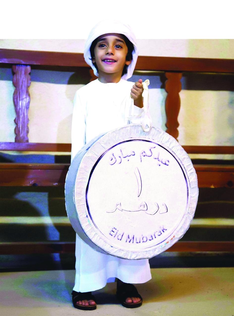 الصورة : توجّه للابتعاد عن العيدية النقدية    |    تصوير: أحمد عبيد