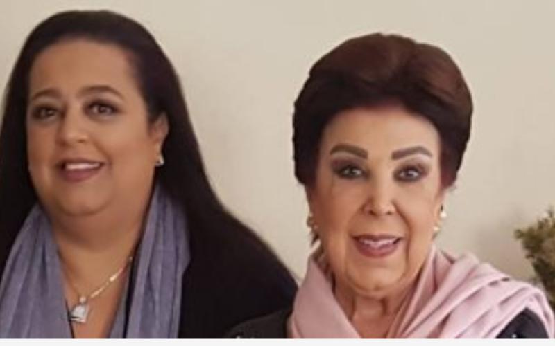 الصورة: الصورة: تطورات الحالة الصحية للفنانة رجاء الجداوي بعد إصابتها بكورونا