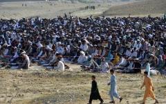 الصورة: الصورة: الرئيس الأفغاني يرد على مبادرة طالبان بألفي سجين