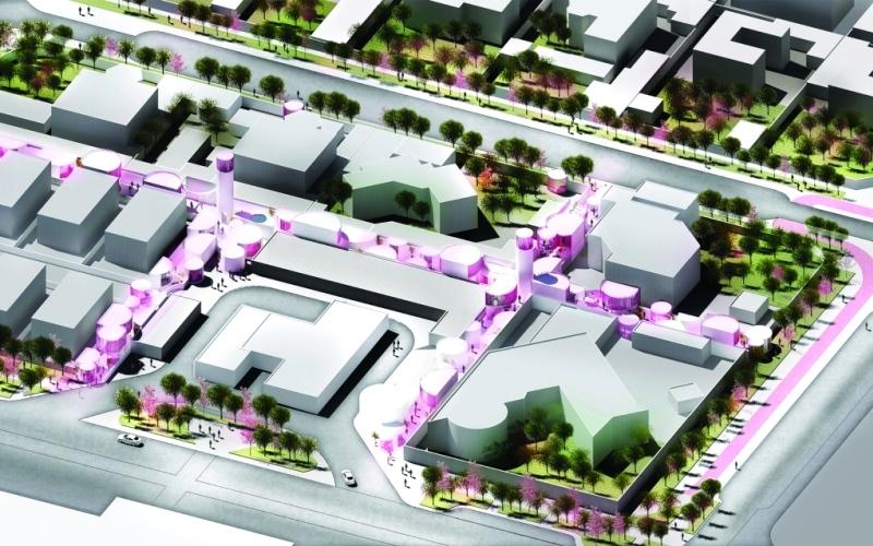 الصورة: الصورة: تصاميم إبداعية  تُكيّف العمارة  مع الاحتياجات المعاصرة في دبي