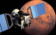 الصورة: الصورة: الصين تخطط لإطلاق مهمة إلى المريخ في يوليو
