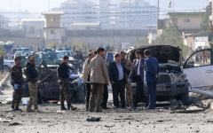 الصورة: الصورة: ضحايا اعتداء على عيادة توليد في كابول يروون تجربتهم المؤلمة