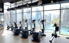 الصورة: الصورة: ضوابط وإجراءات عودة النشاط الرياضي بمراكز اللياقة البدنية والأكاديميات في دبي