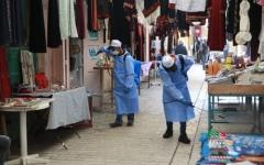 الصورة: الصورة: سلطنة عمان تسجل حالة وفاة و255 إصابة جديدة بفيروس كورونا
