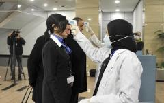 الصورة: الصورة: ما حقيقة إرسال فرق طبية لإجراء فحص كورونا بالمنازل في مصر؟