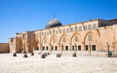 الصورة: الصورة: المسجد الأقصى يفتح أبوابه أمام المصلين الأحد المقبل