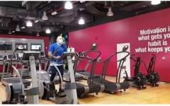 """الصورة: الصورة: """"البيان"""" ترصد استئناف النشاط الرياضي في دبي"""