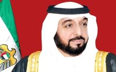 الصورة: الصورة: خليفة بن زايد يصدر قانونا بتعديل بعض أحكام قانون سوق أبوظبي العالمي