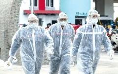 الصورة: الصورة: 6 وفيات و160 إصابة جديدة بكورونا في الجزائر