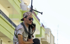 الصورة: الصورة: مُسيّرات الإرهاب تُغرق ليبيا والجيش الوطني بالمرصاد