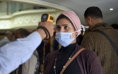 الصورة: الصورة: مصر تسجل 910 إصابات جديدة بفيروس كورونا و19 وفاة