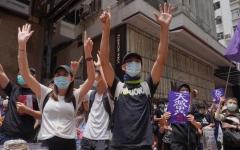 الصورة: الصورة: الصين تقر قانوناً مثيراً للجدل في هونغ كونغ