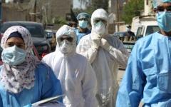 الصورة: الصورة: العراق يسجل 4 وفيات و322 إصابة جديدة بفيروس كورونا