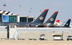 الصورة: الصورة: الأردن يدرس إجراءات عودة النقل الجوي