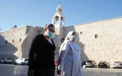 الصورة: الصورة: عودة السياحة الدينية إلى بيت لحم في سبتمبر المقبل