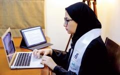 الصورة: الصورة: الإمارات تدشن مرحلة التعايش مع «كورونا» الأحد