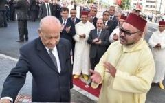 الصورة: الصورة: الموت يغيب الوزير الأول الأسبق للمغرب