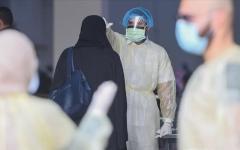 الصورة: الصورة: انخفاض الإصابات بكورونا  في السعودية لليوم السابع على التوالي
