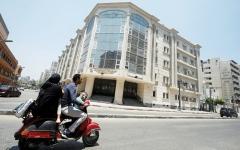 الصورة: الصورة: مصر تعلن استئناف العمل في دائرة حكومية