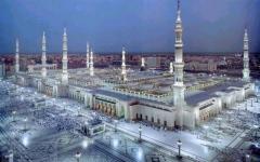 الصورة: الصورة: اعتماد خطة الفتح التدريجي للمسجد النبوي من الأحد المقبل