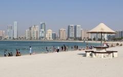 الصورة: الصورة: حدائق وشواطئ دبي  تستعيد حيويتها باستقبال الزائرين