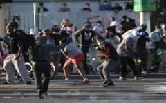 الصورة: الصورة: إعلان حالة الطوارئ في ولاية جورجيا لمواجهة الاحتجاجات على قتل فلويد