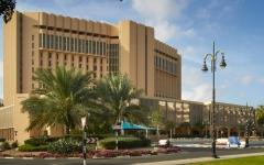 """الصورة: الصورة: خطة لإخلاء المستشفيات الحكومية والخاصة الكبرى بدبي من مصابي """"كوفيد 19"""""""