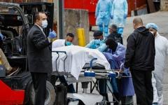 الصورة: الصورة: 1.76 مليون إصابة بكورونا في أمريكا و103389 وفاة