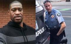 الصورة: الصورة: جديد الجريمة العنصرية في أمريكا.. الضحية والشرطي عملا معاً