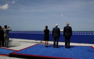 الصورة: الصورة: كيف أنهت الولايات المتحدة احتكار روسيا الرحلات الفضائية؟