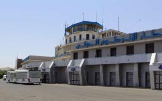 الصورة: الصورة: السودان يمدد إغلاق المطارات لأسبوعين
