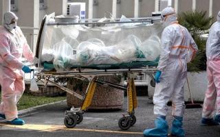 الصورة: الصورة: إيطاليا تسجل 75 وفاة و355 إصابة جديدة بكورونا