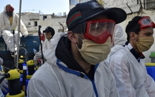 الصورة: الصورة: 7 وفيات و127 إصابة جديدة بكورونا في الجزائر
