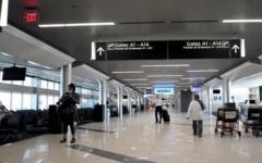 الصورة: الصورة: مطار انكوريج يشهد ارتفاعاً ملحوظاً في حركة الطيران