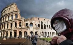 """الصورة: الصورة: إيطاليا تدشن تطبيقا لتتبع مصابي """"كورونا"""""""