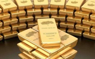 احتياطي الإمارات من الذهب يرتفع أربعة أضعاف ونصف خلال عام