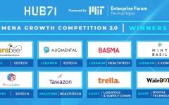 """الصورة: الصورة: 8 شركات ناشئة بالمنطقة تفوز بالنسخة الثانية من """"مسابقة هب 71"""""""