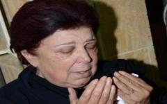 الصورة: الصورة: طبيب معالج لرجاء الجداوي: تحسن صحة الفنانة بيد الله