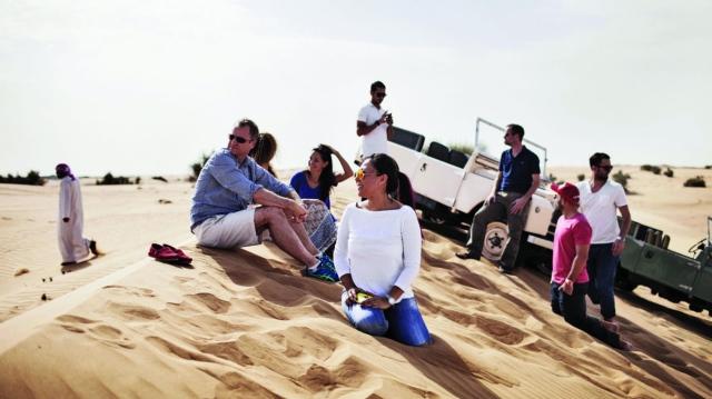 السياحة في دبي.. تبدأ تجاوز الجائحة - الاقتصادي - سياحة - البيان