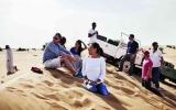 الصورة: الصورة: السياحة في دبي.. تبدأ تجاوز الجائحة