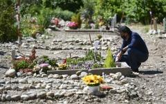 الصورة: الصورة: لا متّسع بمقابر إيطاليا لضحايا «كورونا» من المسلمين