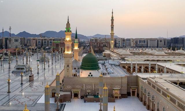 خادم الحرمين يوافق على مشاريع تطويرية في المسجد النبوي