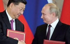 الصورة: الصورة: اتهام أوروبي لروسيا والصين بالتضليل بشأن «كورونا»
