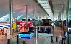 الصورة: الصورة: مطار دبي.. السفر الآمن