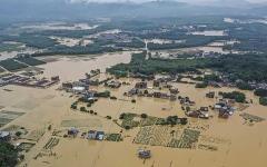 الصورة: الصورة: بالفيديو.. فيضانات تشرّد الملايين وسط وجنوب الصين