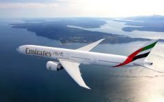 الصورة: الصورة: طيران الإمارات تسيّر 4 رحلات عودة إلى القاهرة