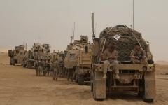 الصورة: الصورة: التحالف الدولي: محاربة «داعش» أبرز محاور الحوار بين العراق وأمريكا