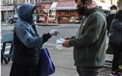 الصورة: الصورة: عدد الإصابات بكورونا  في أمريكا تجاوز حاجز المليونين