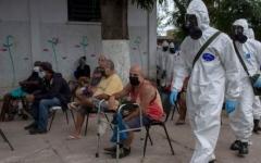 الصورة: الصورة: البرازيل  ثاني أكثر دول العالم تضررا من كورونا